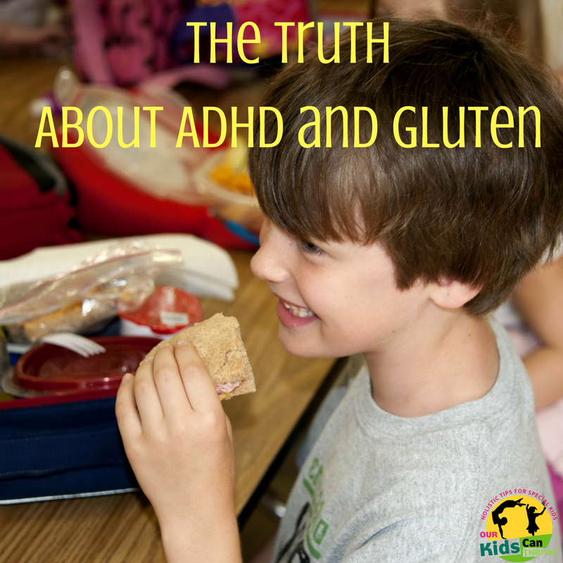 The Surprising Truth about ADHD and Gluten
