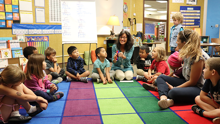 Roosevelt teacher gives us a glimpse into lessons of the heart