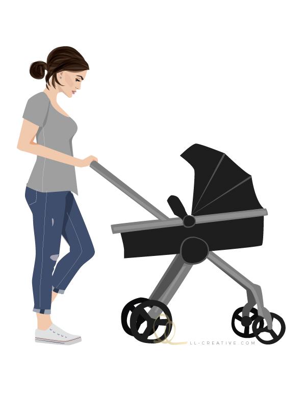 stroller-style