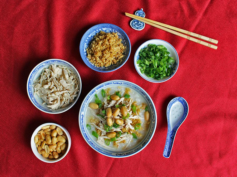 congee-ingredients