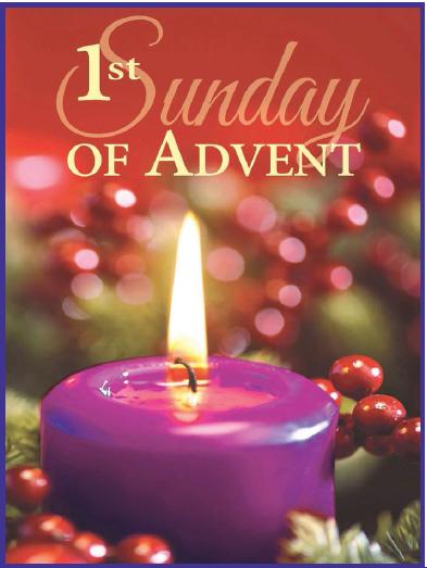 All Saints Sunday Bulletin Clip Art
