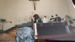 Adam Goldie Christening 1994