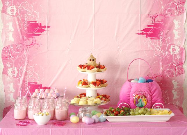 Disney Princess Easter Party