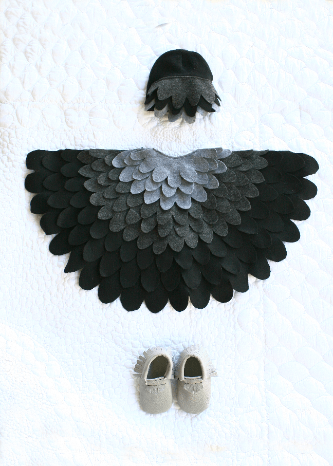 Bird Costume DIY