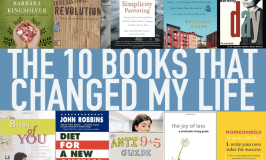 10 Books that Changed my Life.