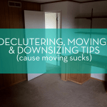 Long Distance Moving and Decluttering – A Few Tips.