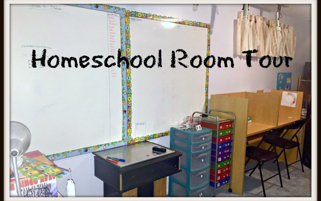 Take A Tour Of Our School Room