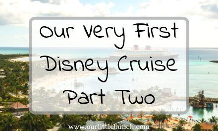 2009 Disney Cruise Vacation – Part Two