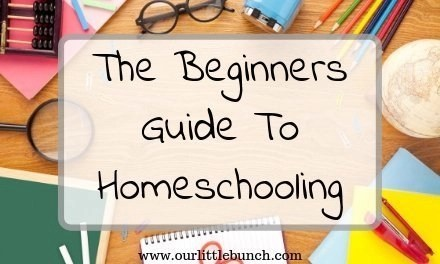 The Complete Beginners Guide To Homeschooling With Ease
