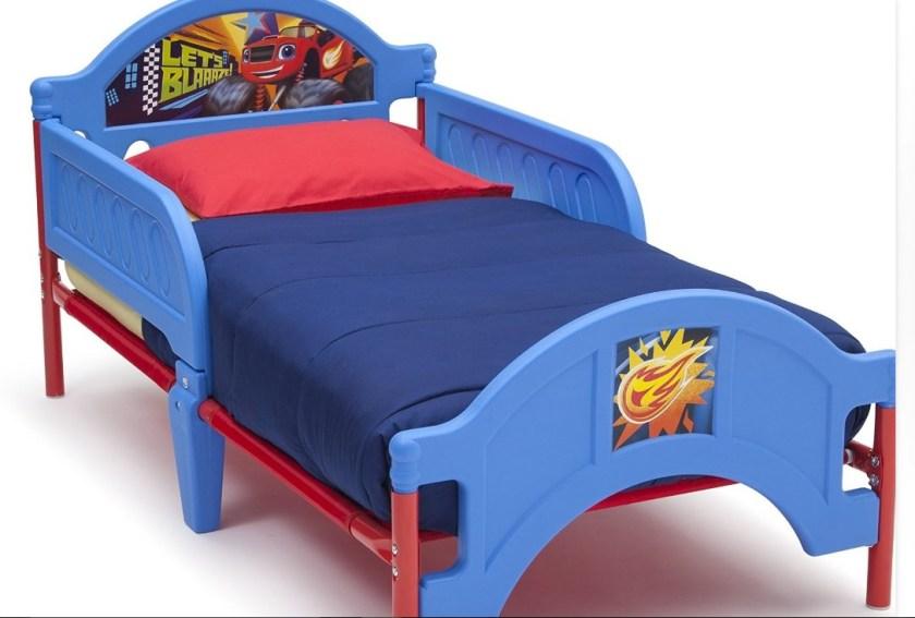 Blaze Monster Machines Bed