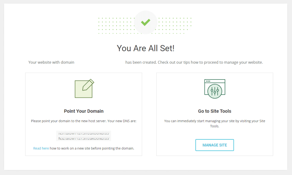 How to Start a Blog - Website Setup