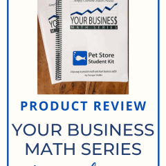 Your Business Math Pet Store