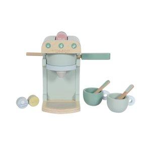 Little Dutch - Kaffemaskine til legekøkken - mint