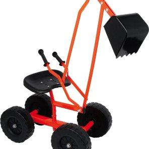 gravemaskine på hjul small foot