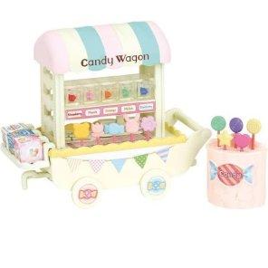 candy wagon slikbil Sylvanian Families