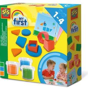 Ses creative our little toyshop mit første sæt med o