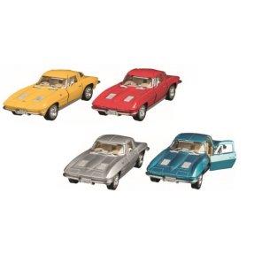 Corvette String Ray bil metal bil legetøjsbil gok our little toyshop