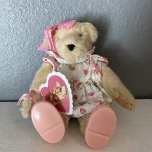 muffe vanderbear hoppy vanderhare our little toyshop valentinsdragt