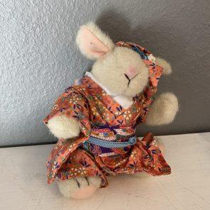 hoppy vanderhare muffe vanderbear our little toyshop kyoto