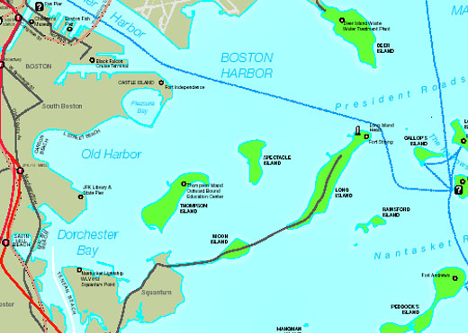 Usa Map Boston Massachusetts Maps Perry Casta�eda Collection: Boston Massachusetts Map Usa At Infoasik.co