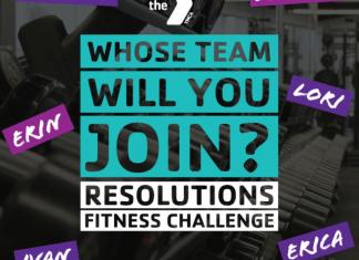 YMCA fitness challenge