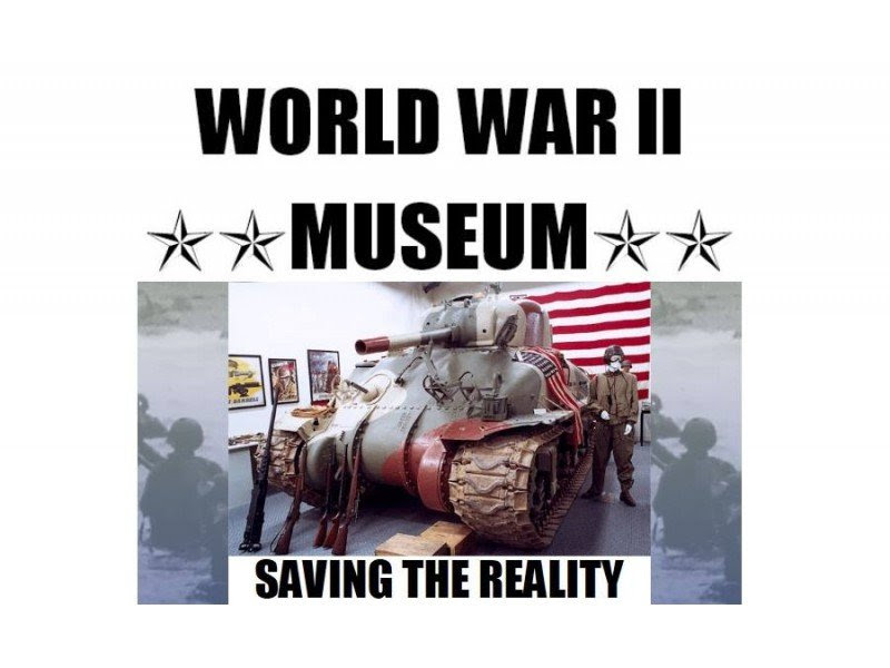 Mini trips to WWII Musuem