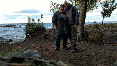 Barb & Jason @ Presque Isle Park