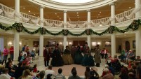 Liberty Singers at the American Adventure Epcot Center