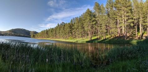 Sheridan Lake, North of Hill City, South Dakota