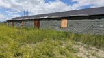 Barracks at Heart Mountain Japanese relocation center