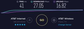 AT&T Wireless at Morganza, LA
