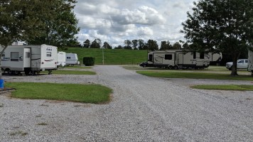 Maxey Care RV Park at Morganza, LA