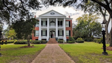 Rosalie Mansion Natchez, MS