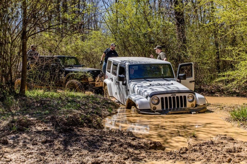 Stoney Lonesome OHV