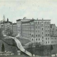 Fordham Heights, NY: Catholic Orphan Asylum