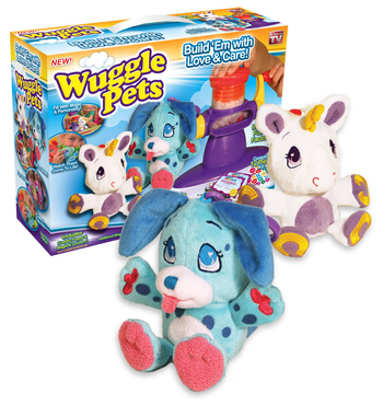 Wuggle Pets (Birthdays for Kids Guide)  c9225ab26550