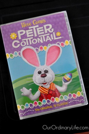 Easter Basket Gift Ideas: Here Comes Peter Cottontail Original TV Classic Now on DVD {Giveaway}