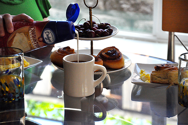 Our Special Coffee Moments With International Delight #IDandMe