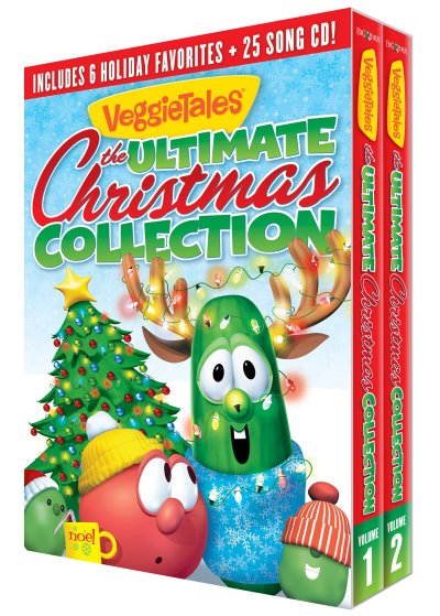 Holiday Gift Guide: Movies – VeggieTales: The Ultimate Christmas Collection