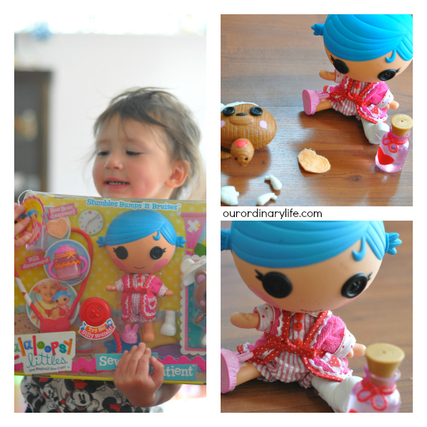Holiday Gift Guide: Toys – Lalaloopsy Littles – Sew Cute Patient Giveaway