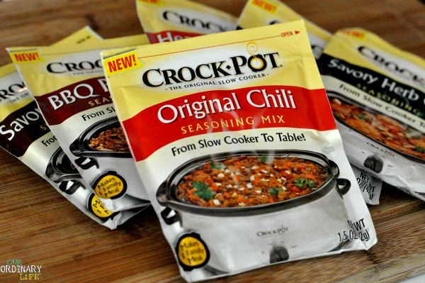 crockpot seasonings
