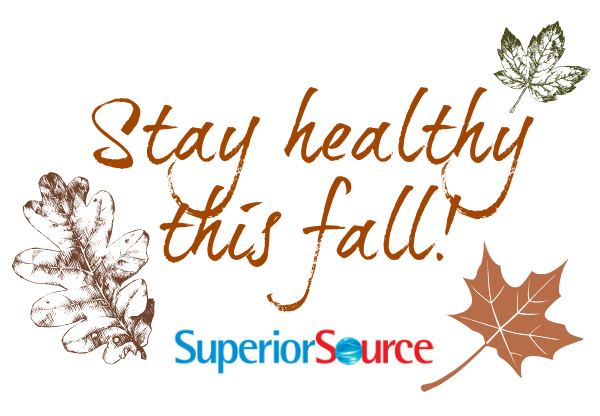 Stay Healthy This Fall: Vitamin C from Superior Source Vitamins Giveaway