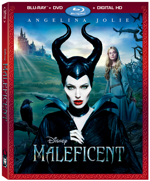 Maleficent Bluray Release Date Nov 4th DVD