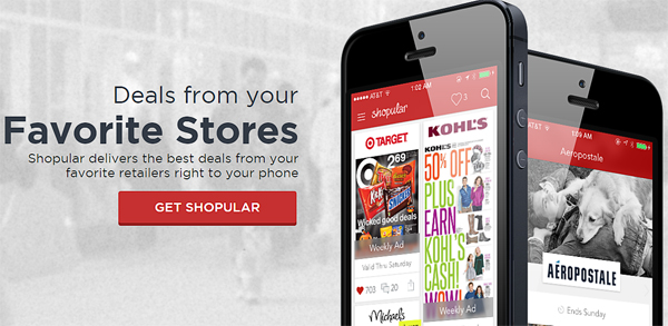 Shopular app iphone android
