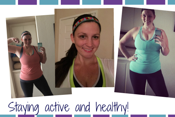 active and healthy