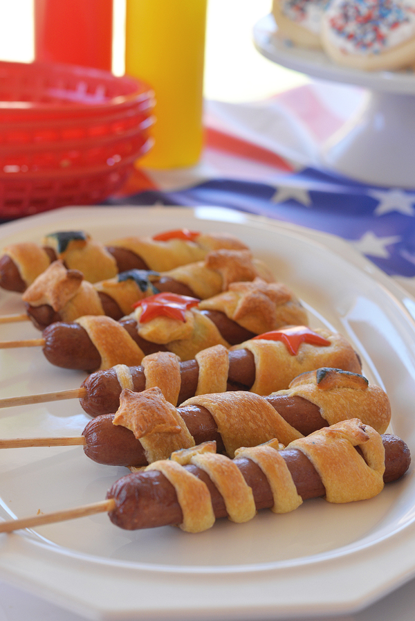 Hebrew National Beef Franks Hotdog on a stick Firecracker (7)