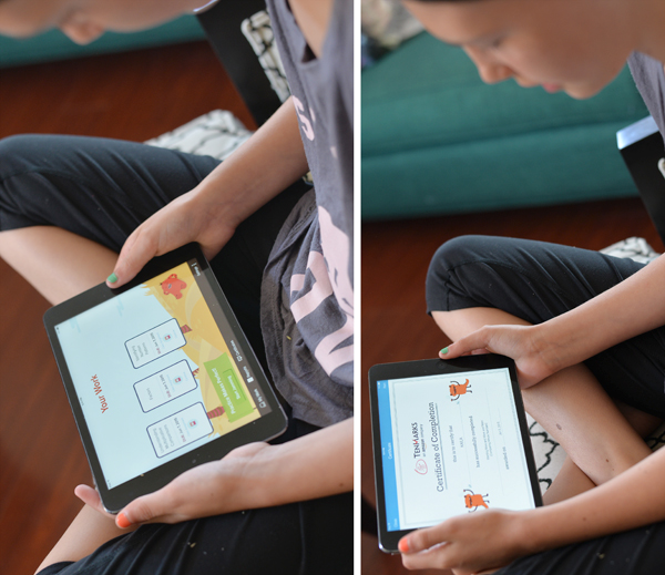 Kid Learning App TenMarks (2)
