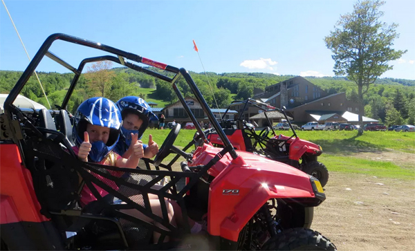 omni hotel resort go kart bretton woods kids