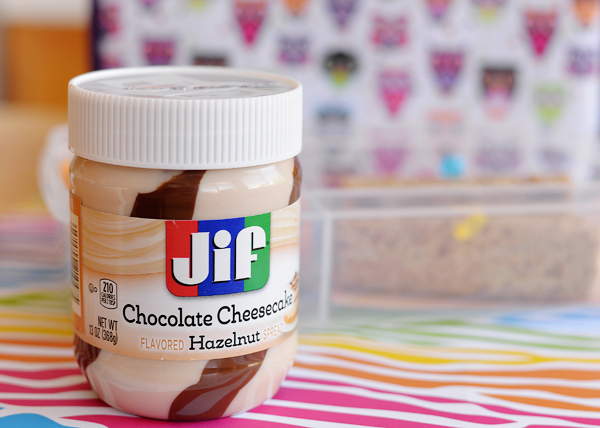 Jif Chocolate Cheesecake Hazelnut Spread