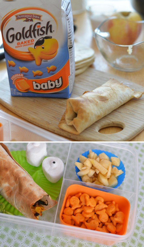 Kids Lunch Back To School Ideas Goldfish Wet Ones (5)